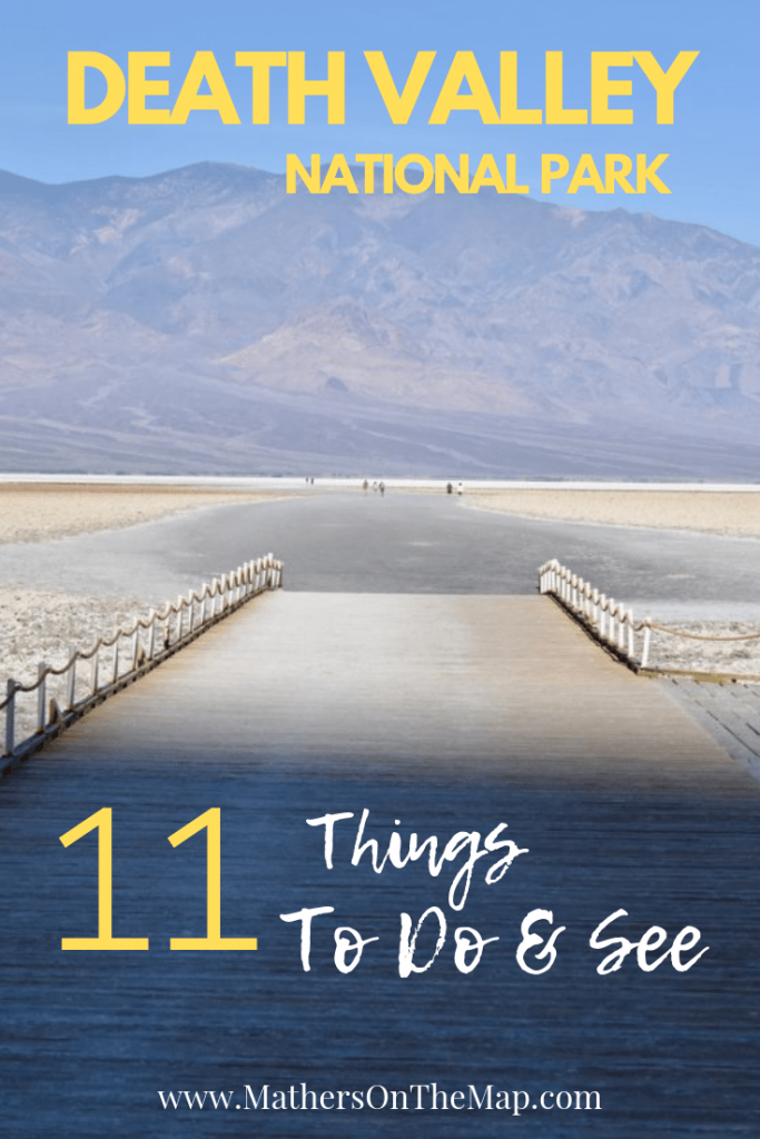 The bests places to see in Death Valley National Park - top 11 things to do and seee