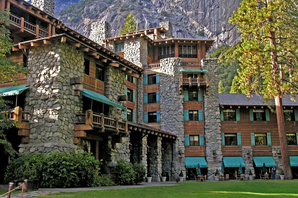 Hotels in Yosemite National Park. the-majestic-yosemite-hotel