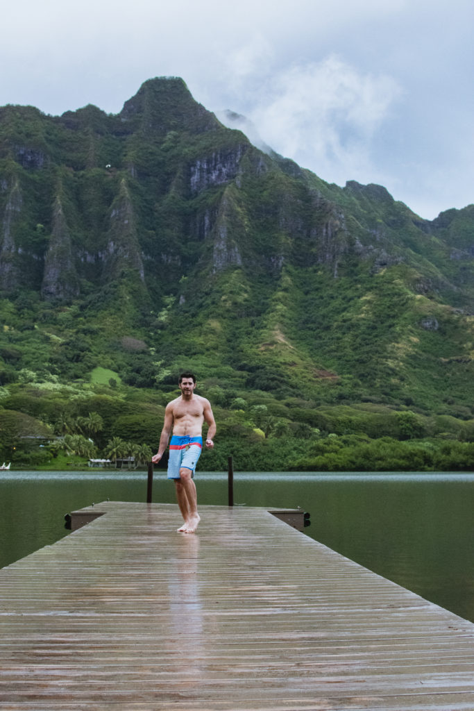 Secret Beach Dock - The Ultimate Guide of Oahu Hawaii, Instagram worthy locations on Oahu