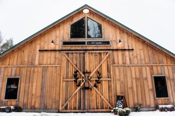 Granite Ridge Estate and Barn in Norway, ME.