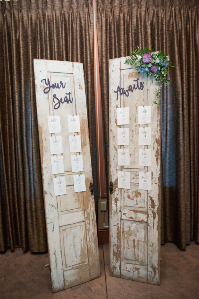 DIY Wedding Ideas. DIY Seating Chart. Planning a wedding on a budget.