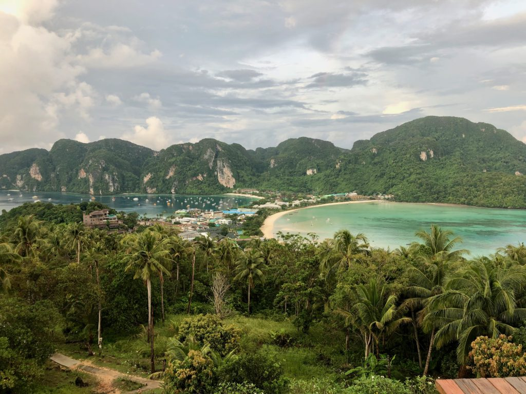 Phi Phi Viewpoint Thailand