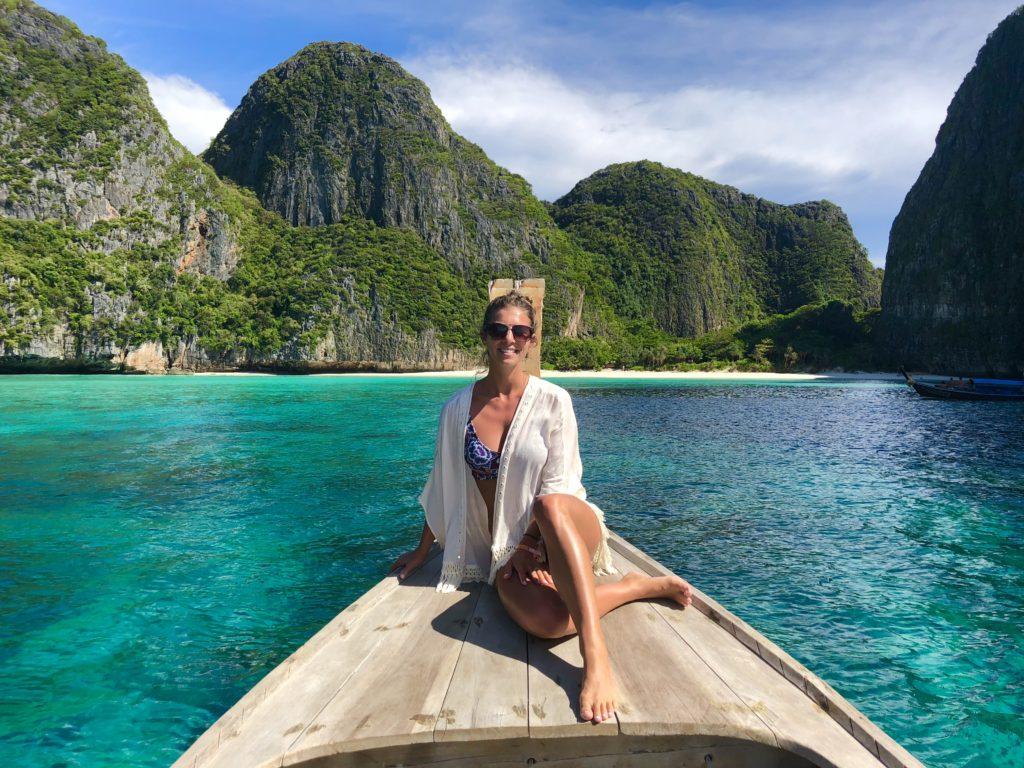 Maya Bay Boat Tour Koh Phi Phi Leh
