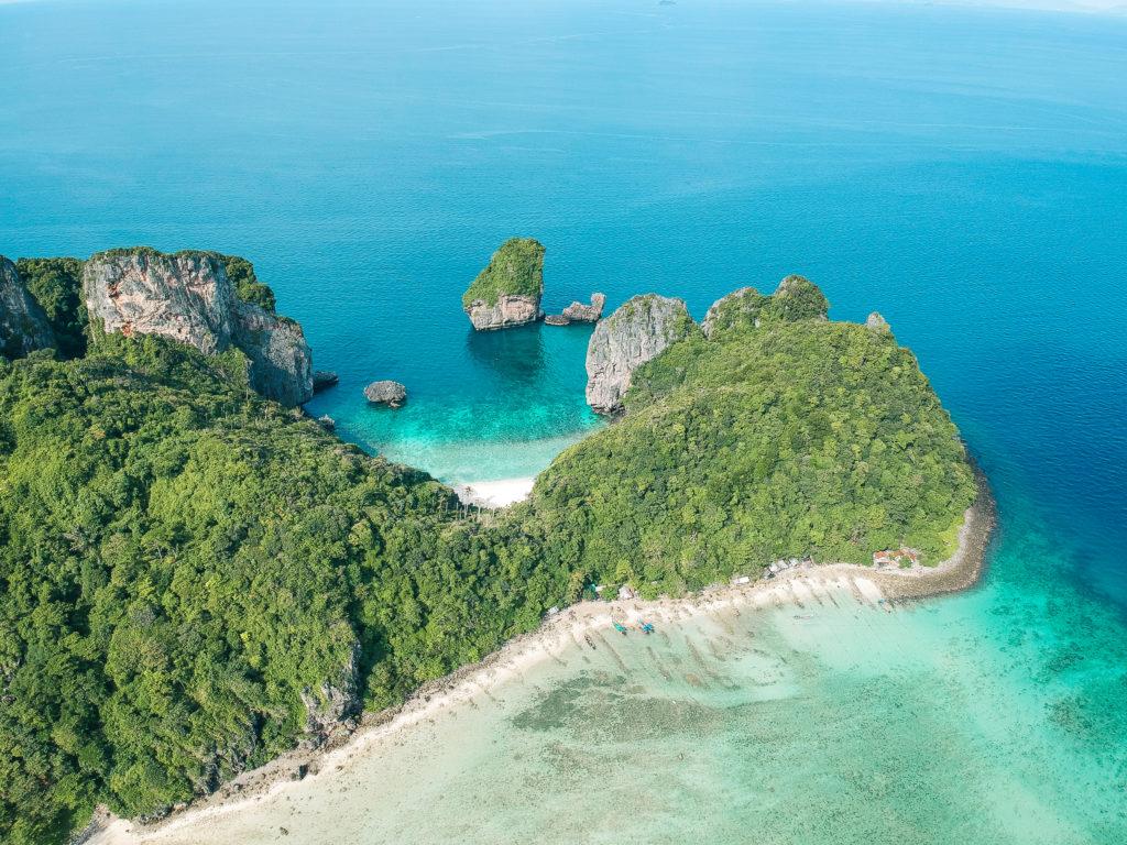 Phi Phi Islands Nui Beach