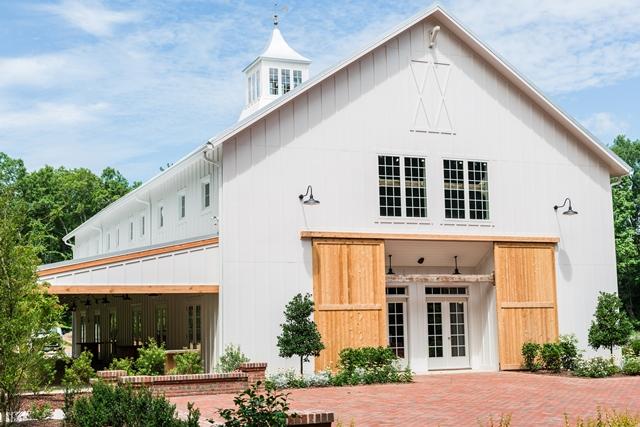 The Barn at Chapel Hill in Chapel Hill, NC.