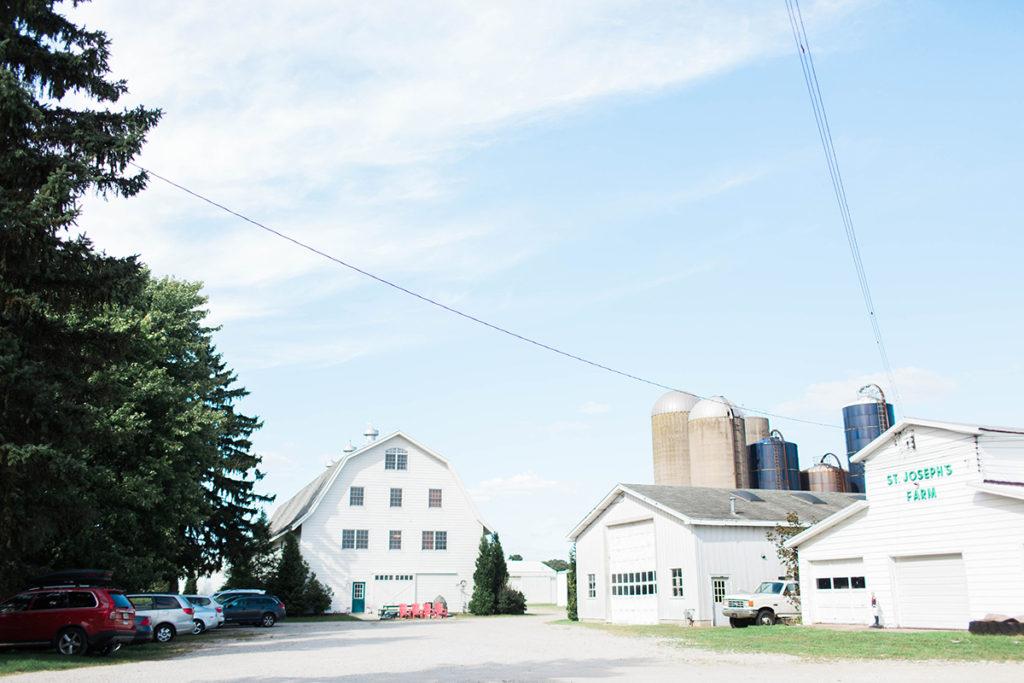 St Joe Farm in Granger, IN.