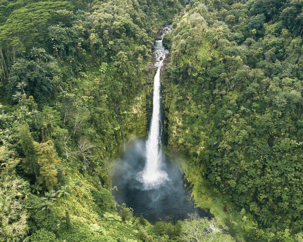 'Akaka Falls Big Island of Hawaii