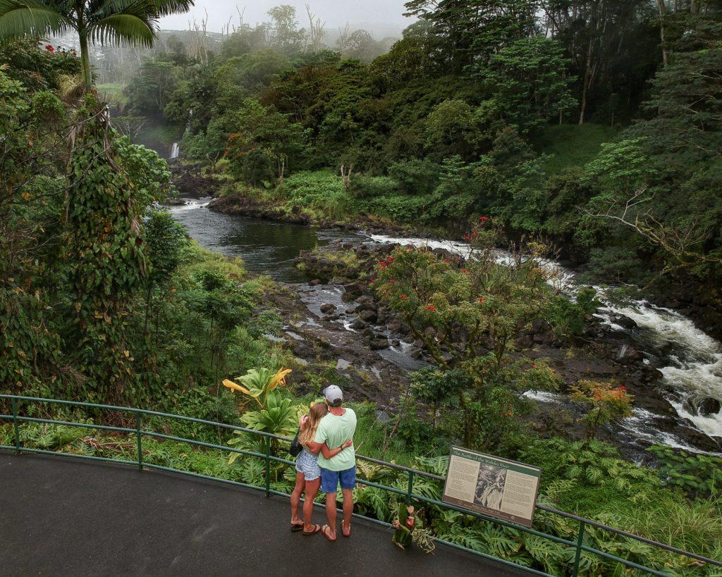 Boiling Pots Big Island of Hawaii