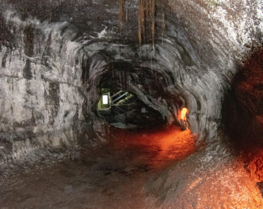 Thurston Lava Tube Big Island of Hawaii