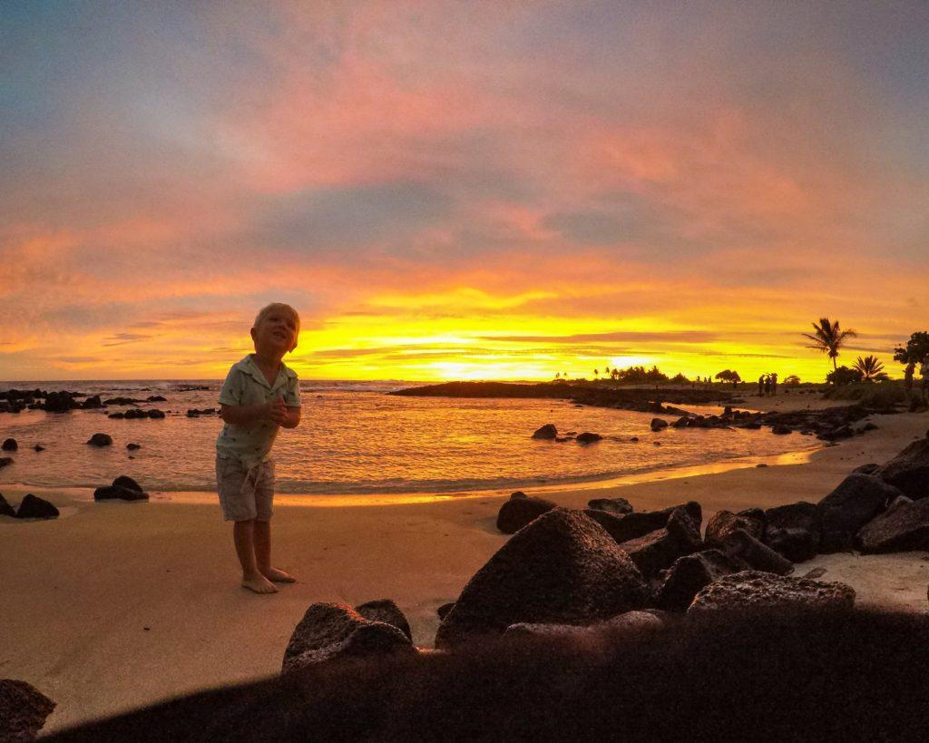 Old Kona Airport State Recreation Area Big Island of Hawaii