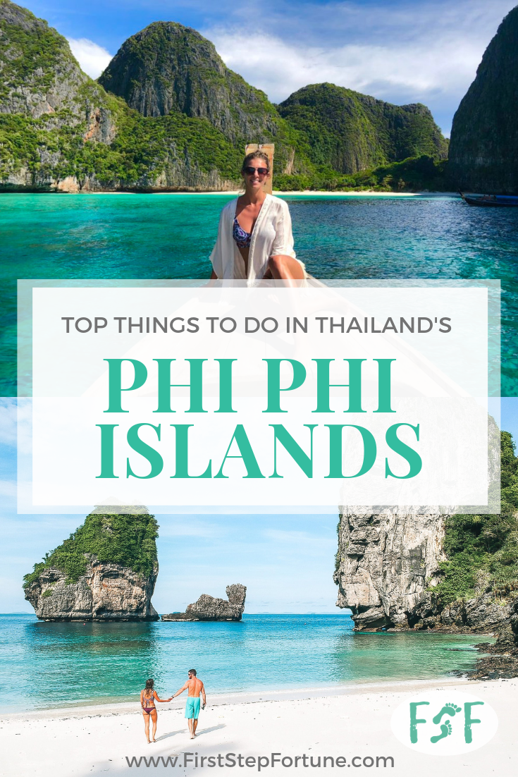 Top Things to do in Phi Phi Islands Thailand