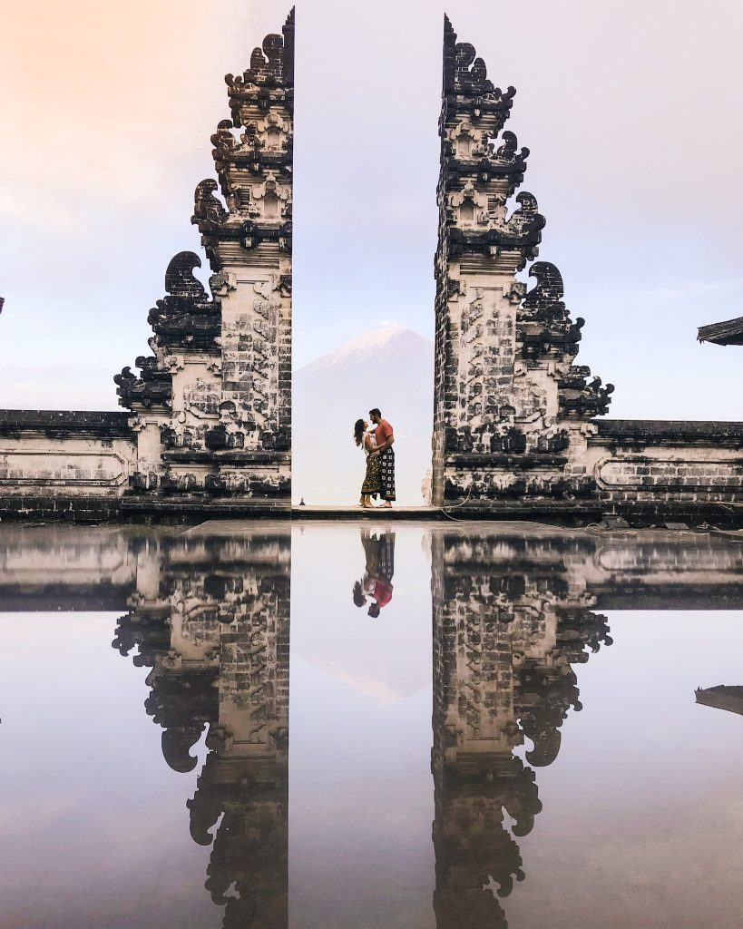 Bali Heaven's Gates - International Vacations. What are different type of Vacations? Check out the different types of vacations available to any traveler and find out what's best for you!