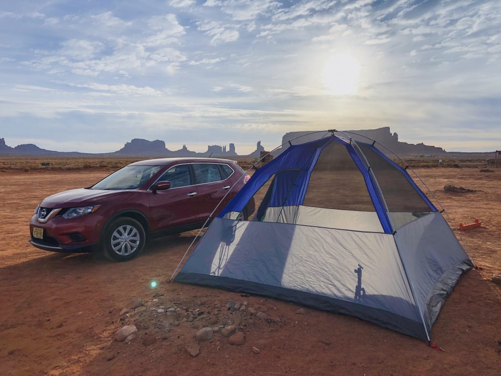 Camping Monument Valley Camping Type of Vacations - What are different type of Vacations? Check out the different types of vacations available to any traveler and find out what's best for you!