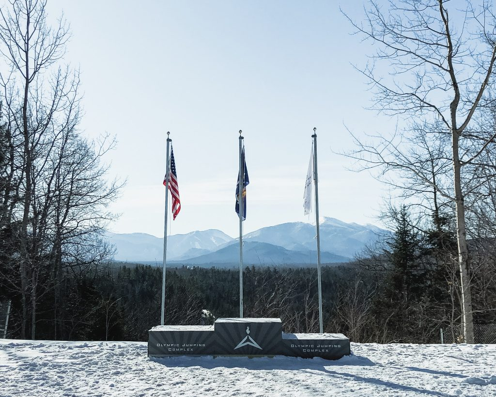 Lake Placid Olympic Ski Jumping Complex. A weekend getaway in Lake Placid. What to do in Lake Placid.