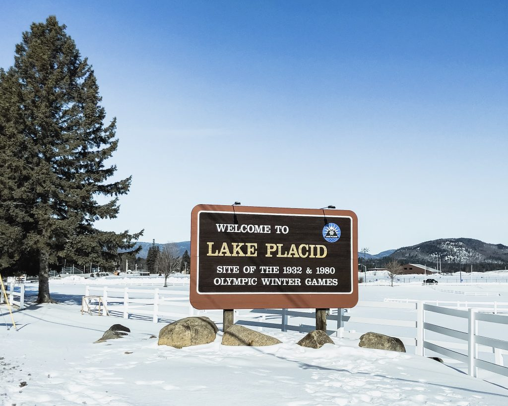 Lake Placid. What to do in Lake Placid. A weekend getaway in Lake Placid. Welcome to Lake Placid.