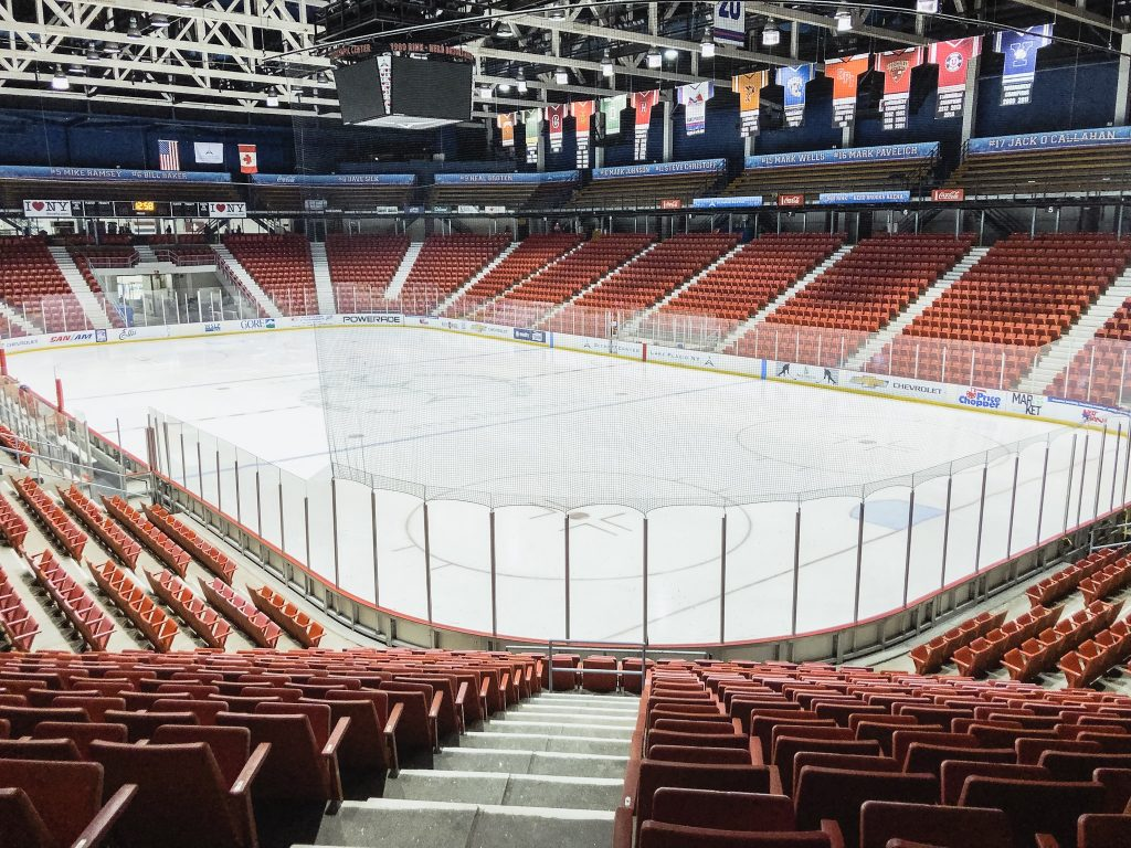 Herb Brooks Arena. 1980 Miracle. What to do in Lake Placid. A weekend getaway in Lake Placid.