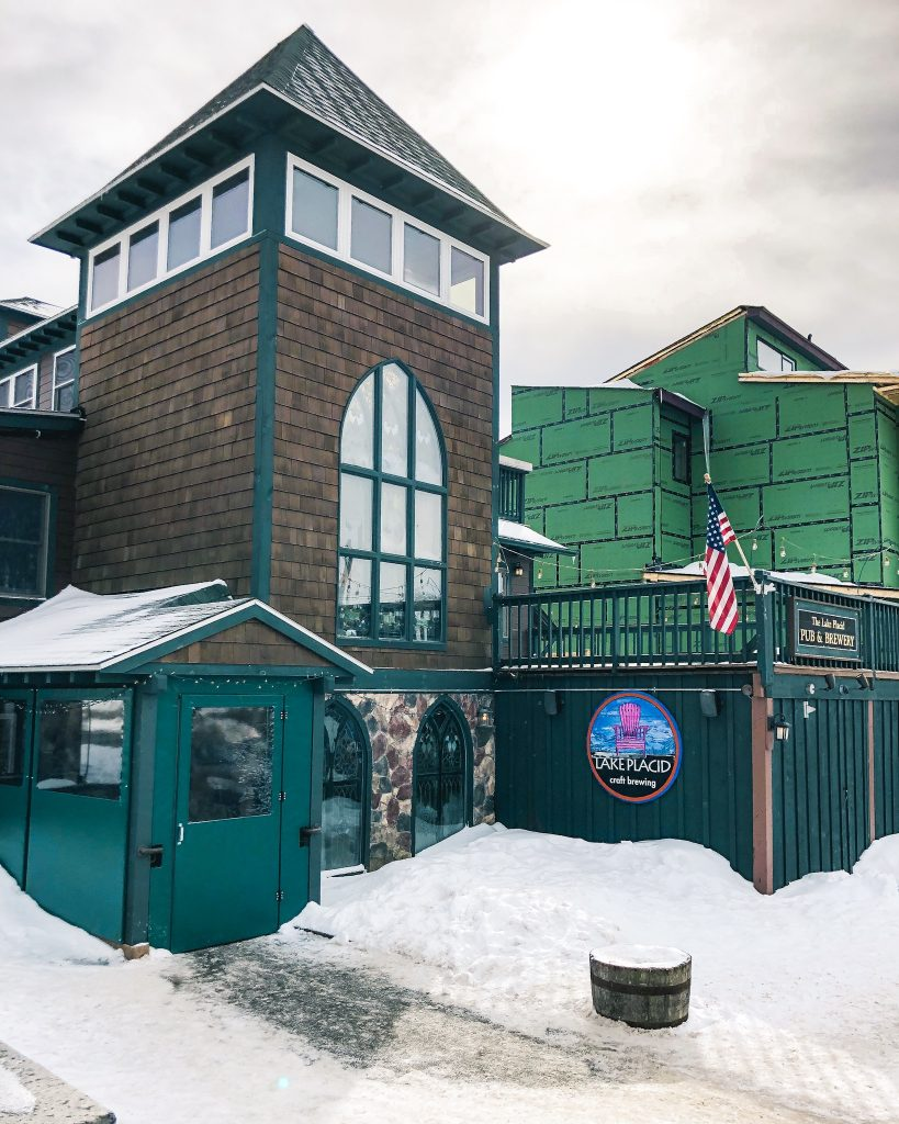 Lake Placid Pub and Brewery. Where to eat in Lake Placid. A weekend getaway in Lake Placid. What to do in Lake Placid