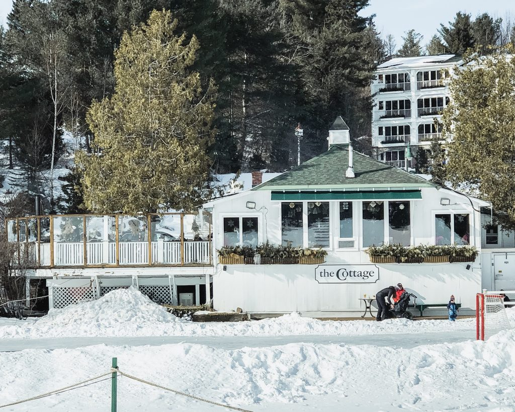 The Cottage. Where to eat in Lake Placid. A weekend getaway in Lake Placid. What to do in Lake Placid