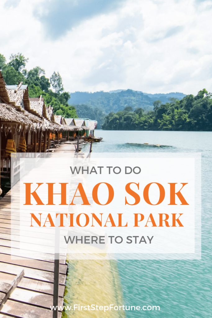 What to do and where to stay in Khao Sok National Park Thailand