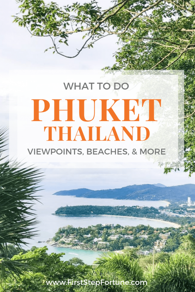 What to do in phuket thailand