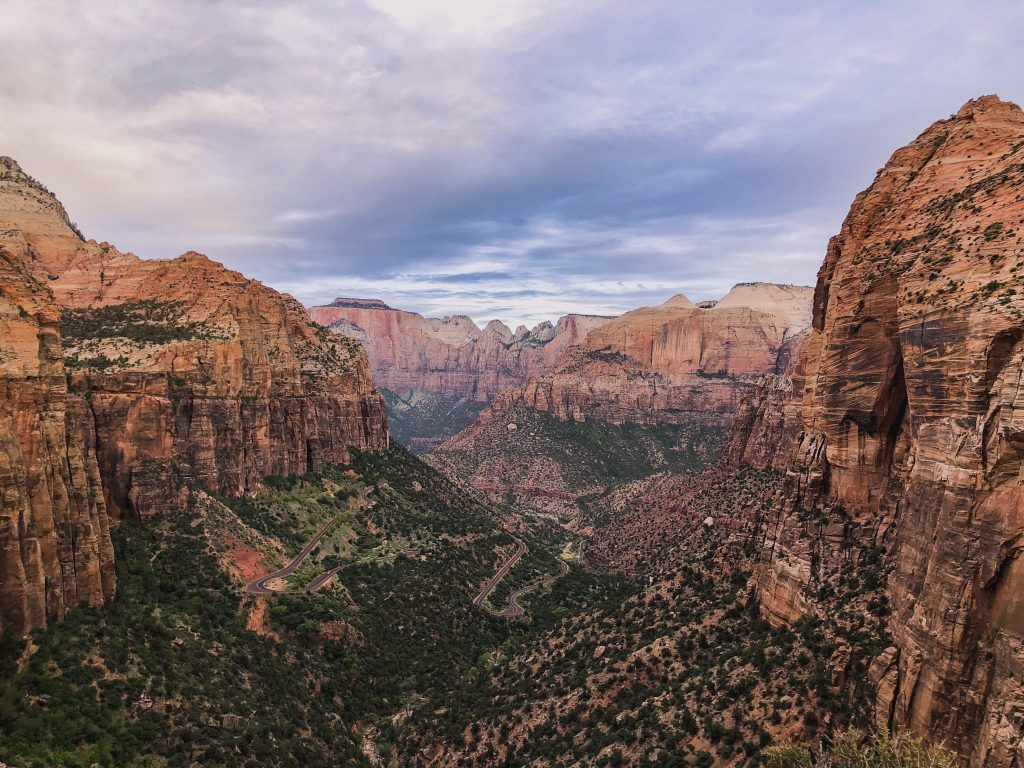 Zion National Park -National Park Vacations. What are different type of Vacations? Check out the different types of vacations available to any traveler and find out what's best for you!