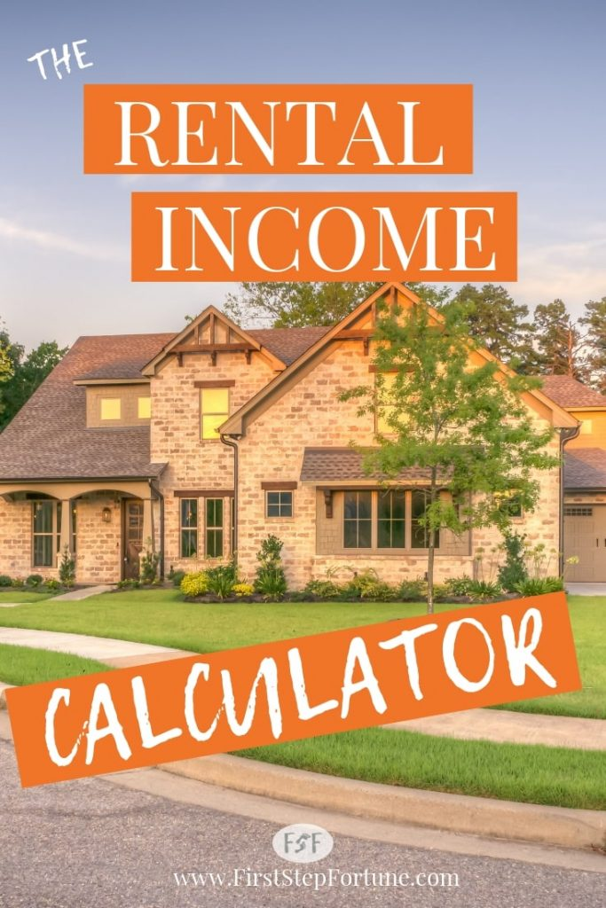 Rental Income Property Calculator Find Cashflow Positive Properties