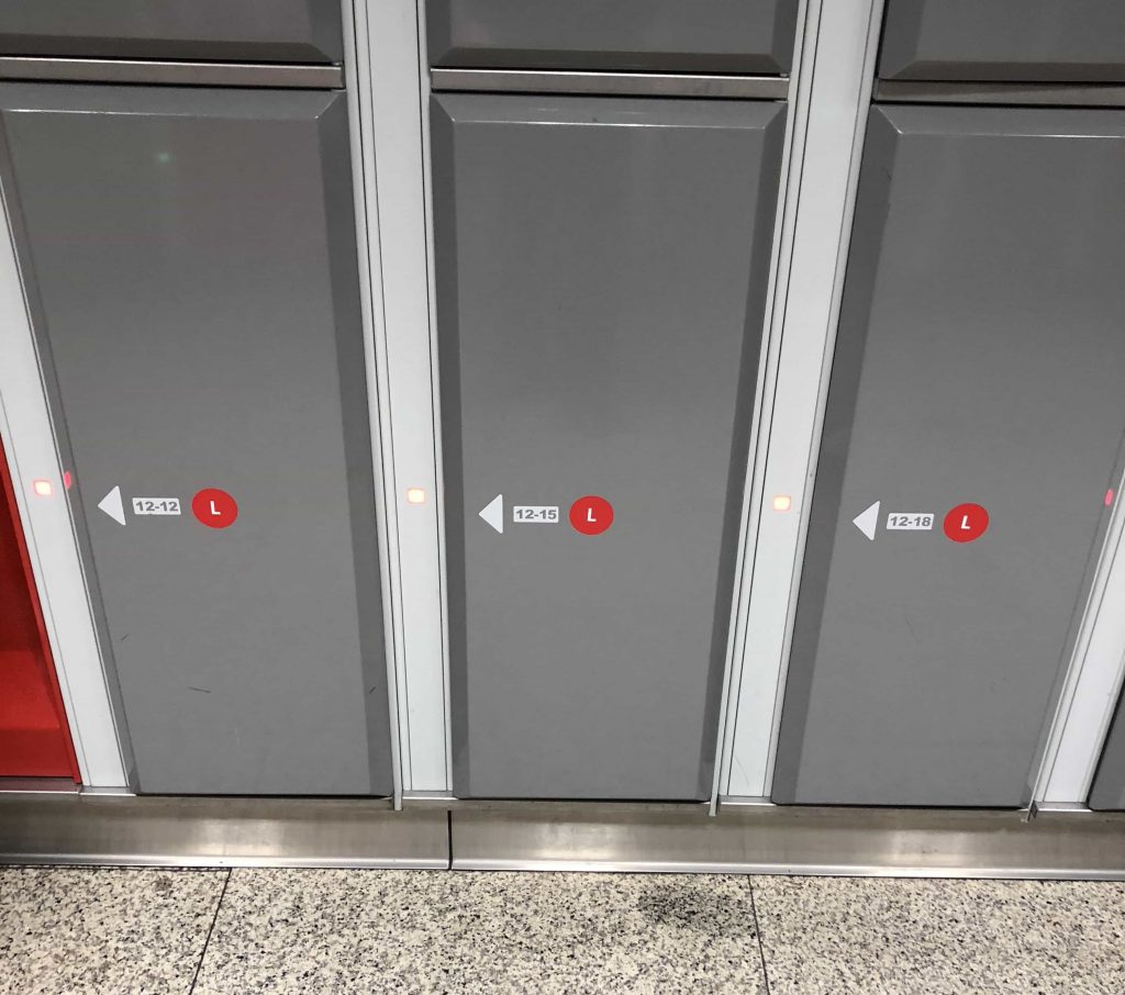 Zurich Luggage Lockers - 10 Things you need to know before visiting Switzerland