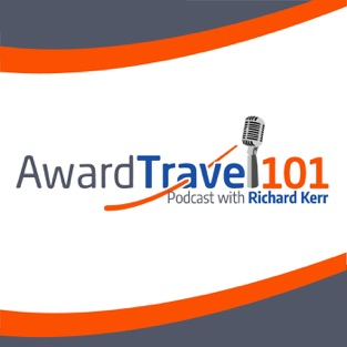 The best travel hacking podcasts and award travel podcasts - Award Travel 101 Podcast
