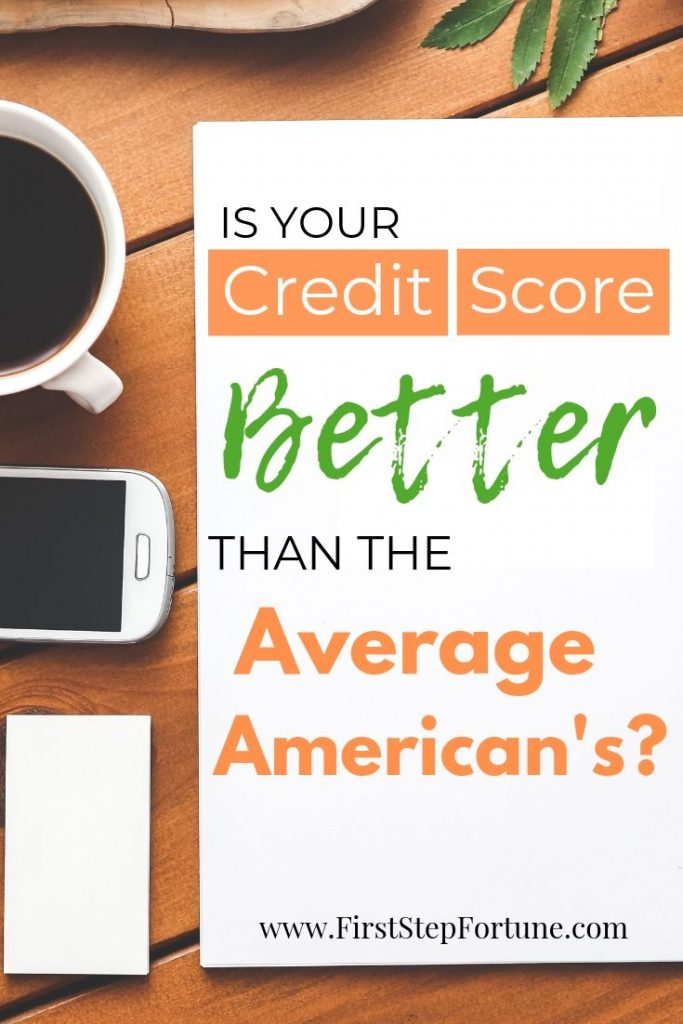 Is your credit score better than the average American?  Here's the average American credit score by age in 2019