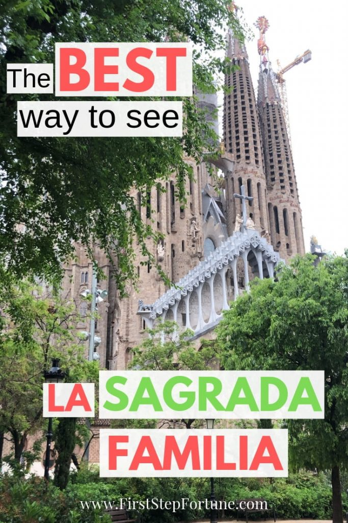 the best way to see la sagrada familia and which tour is best for you