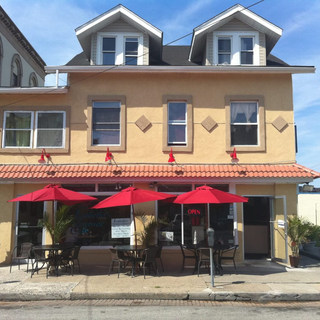Isabella's Ventor Cafe - If you're staying in Ventnor City NJ and looking for a place to eat breakfast then check out our list of the best breakfast restaurants in Ventnor City, NJ!