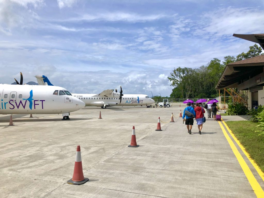 El Nido Airport Palawan Philippines Air Swift - Top Things to Do In El Nido