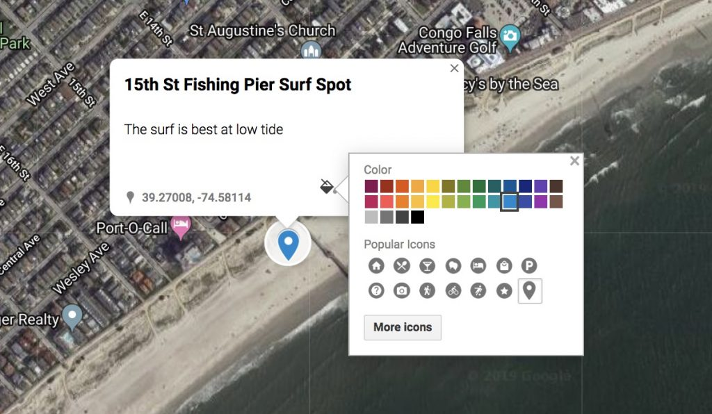 the best vacation planning tool google maps