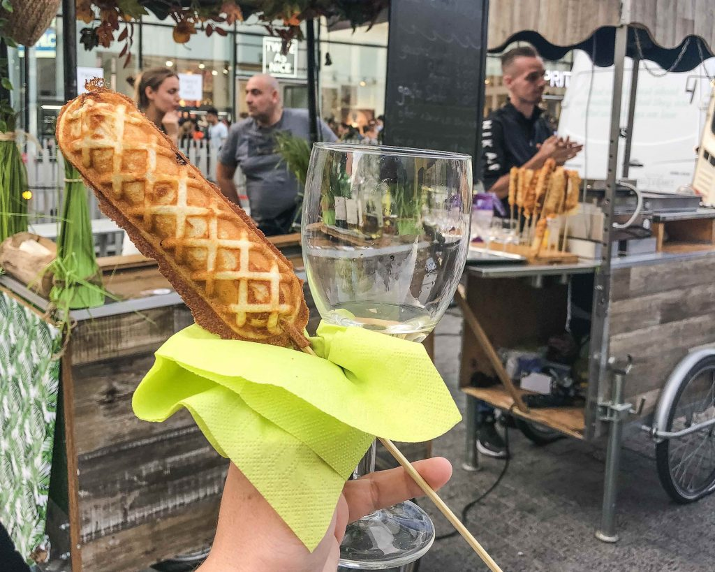 Belgian Waffle Stick - What to do, where to eat and where to stay in brussels belgium