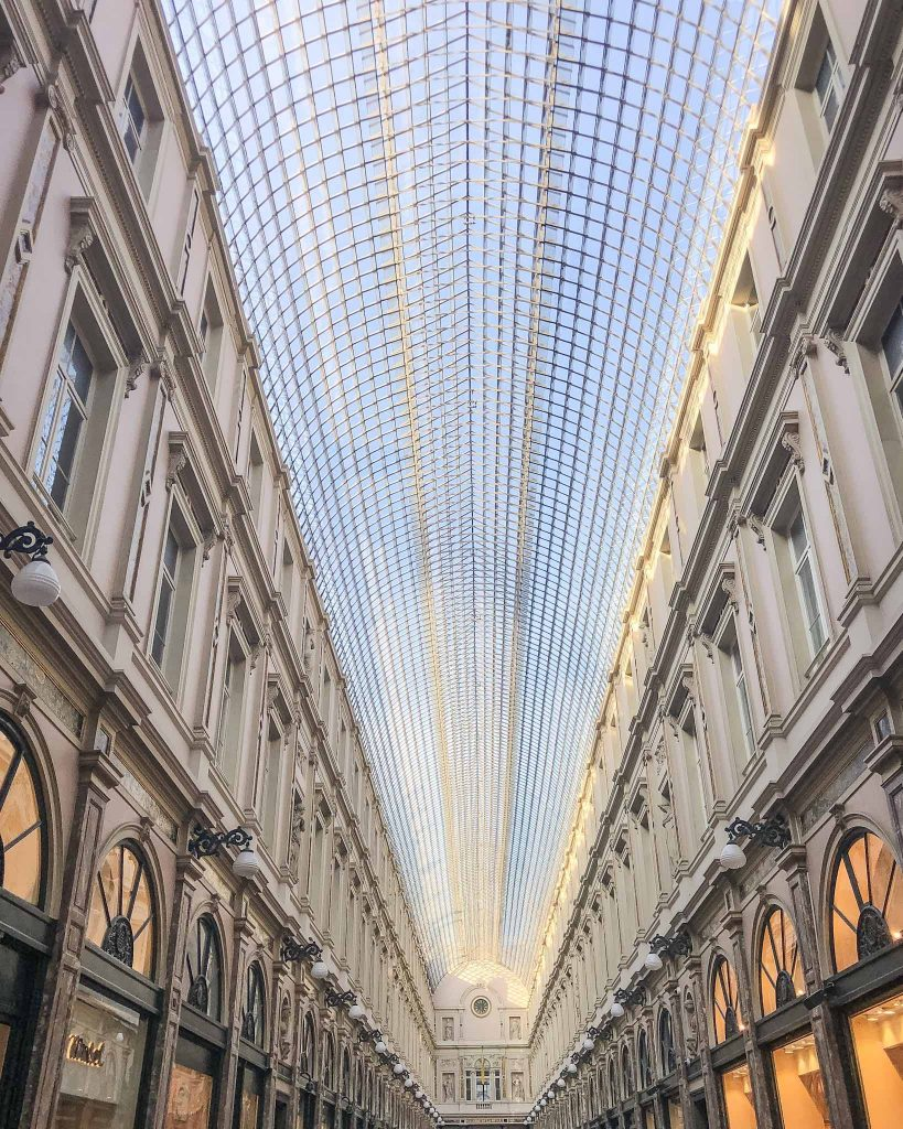 Les Galeries Royales great shopping for what to do in brussels - What to do, where to eat and where to stay in brussels belgium