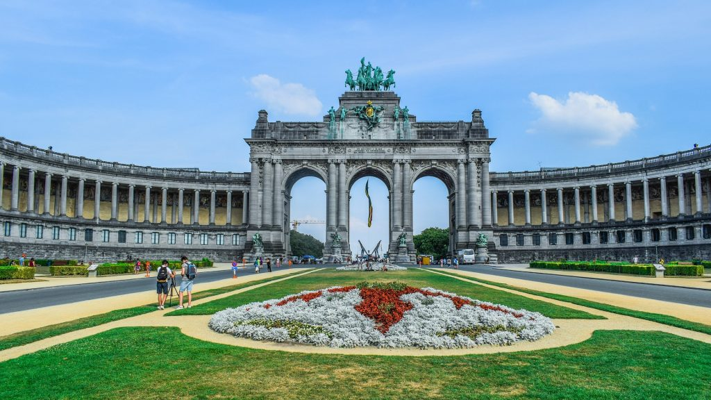 What to do in Brussels The ultimate guide - Cinquantenaire Park