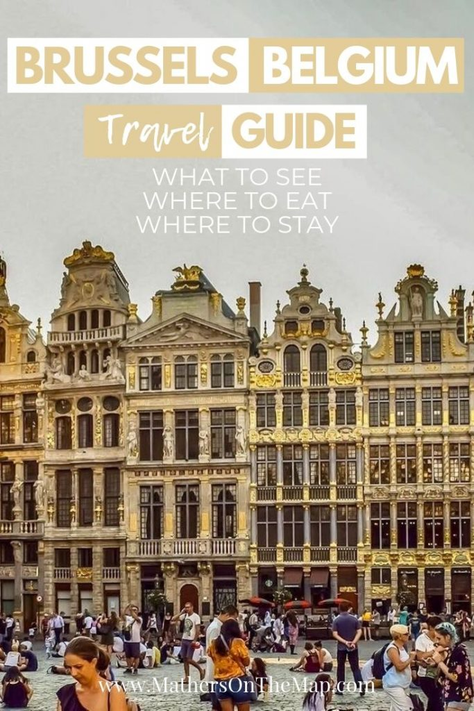 What to see in Brussels Belgium in only two days