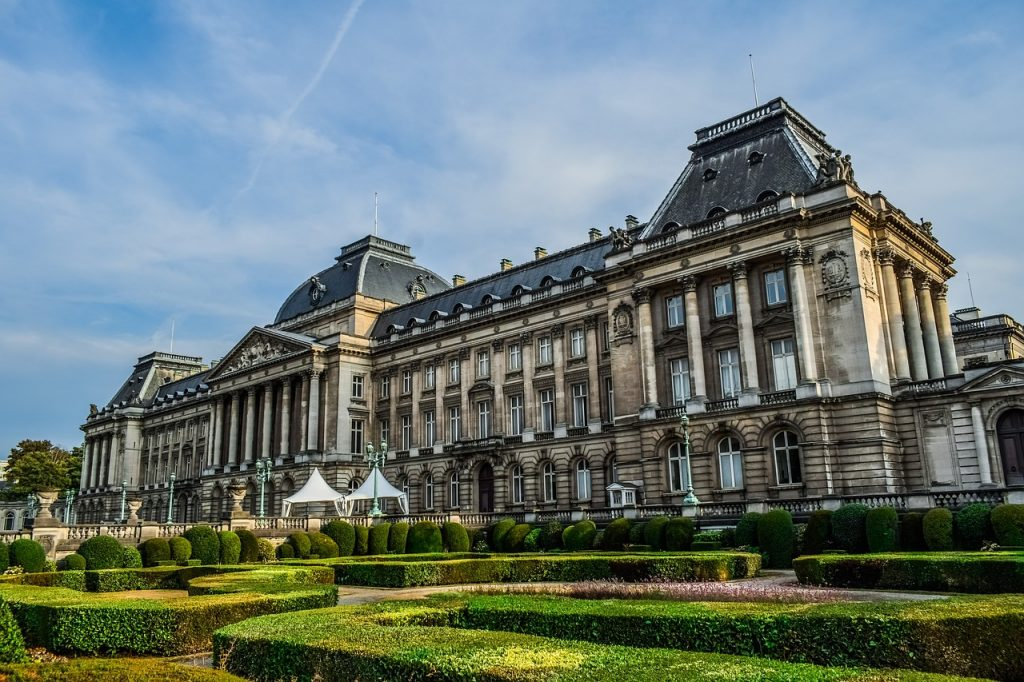 What to do in Brussels - Grand Royal Palace