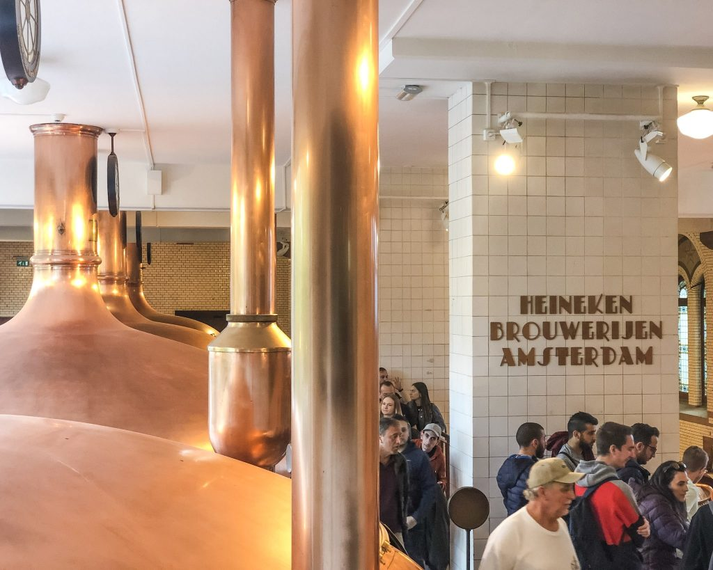 11 Best Things To See And Do in Amsterdam. Heineken Tour. The Heineken Experience. Enjoy a 90-minute tour of Amsterdams Heineken Brewery. The original Heineken Brewery.