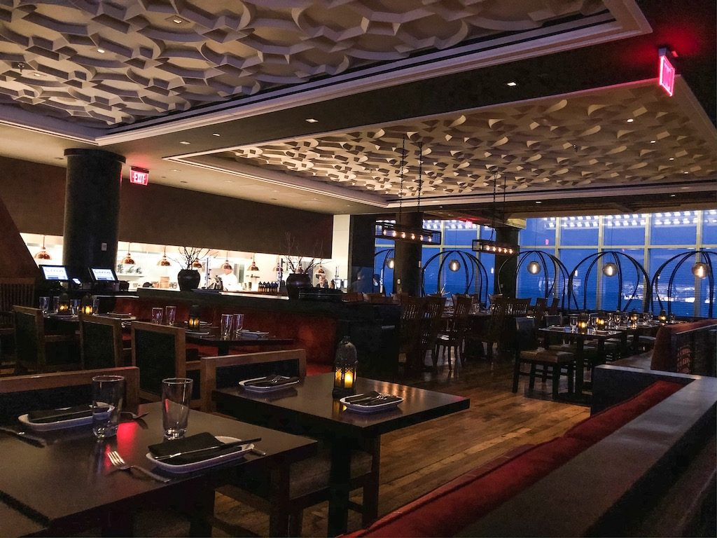 Amada - where to eat in atlantic city in the winter