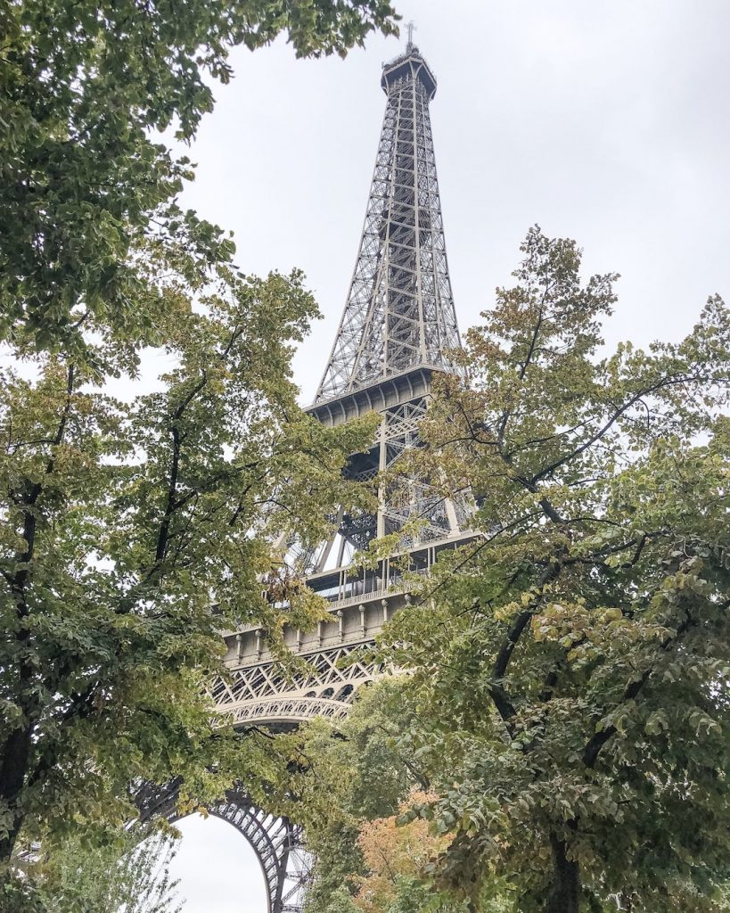 How to Make the Best of 48-Hours in Paris, France. Best Eiffel Tower photo spots. Where to picnic near the Eiffel Tower.