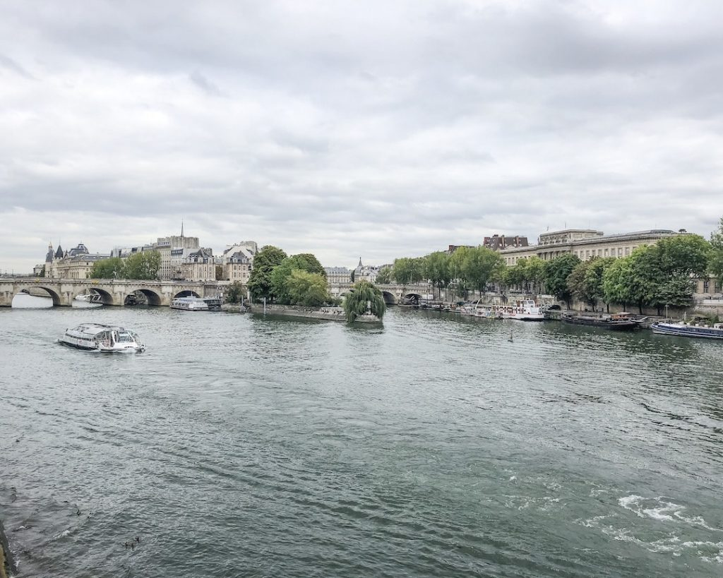 How to Make the Best of 48-Hours in Paris, France. What to see in Paris, France. Things to see in Paris. Famous landmarks in Paris. Eiffel Tower from the Seine River. Best places to view the Eiffel Tower in Paris. Instagram worthy photos of the Eiffel Tower.