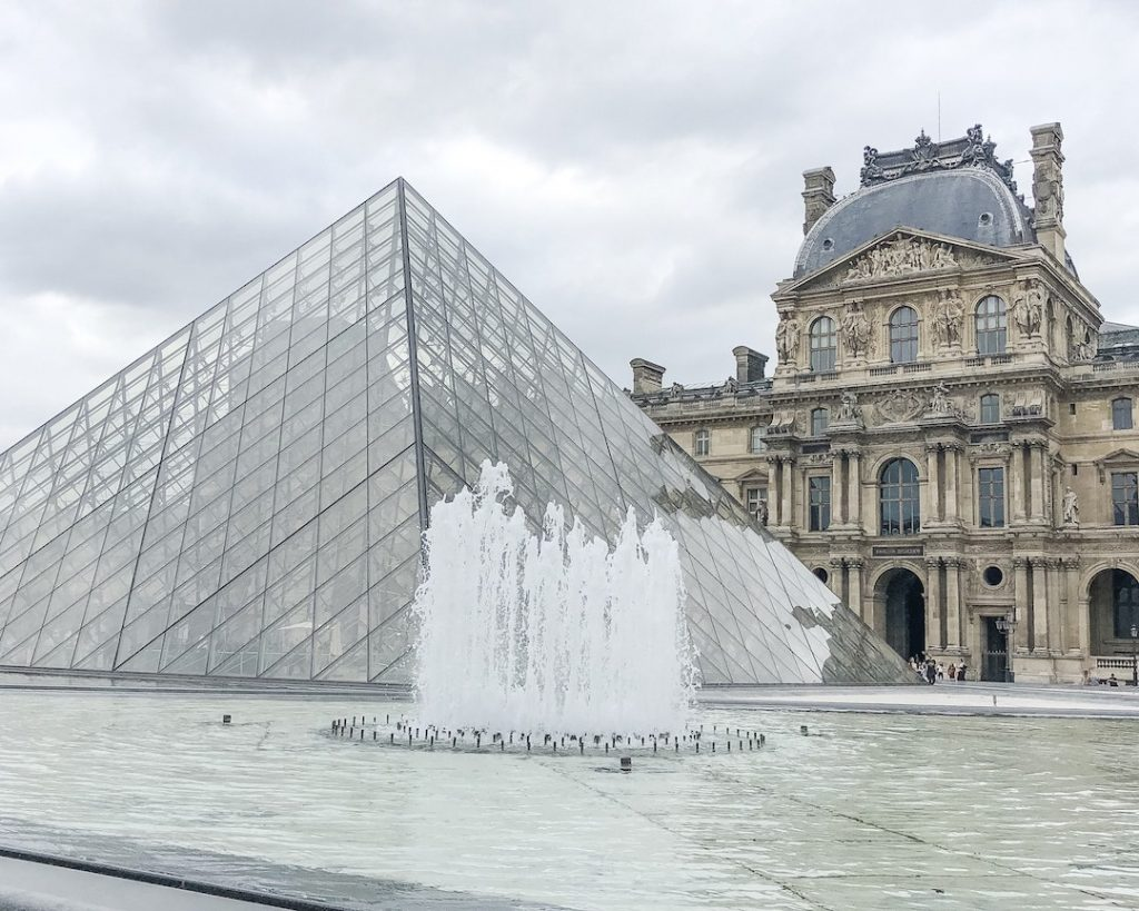 How to Make the Best of 48-Hours in Paris, France. The Louvre Museum, home of the Mona Lisa. French art museums. What to do in Paris. What to see in Paris.