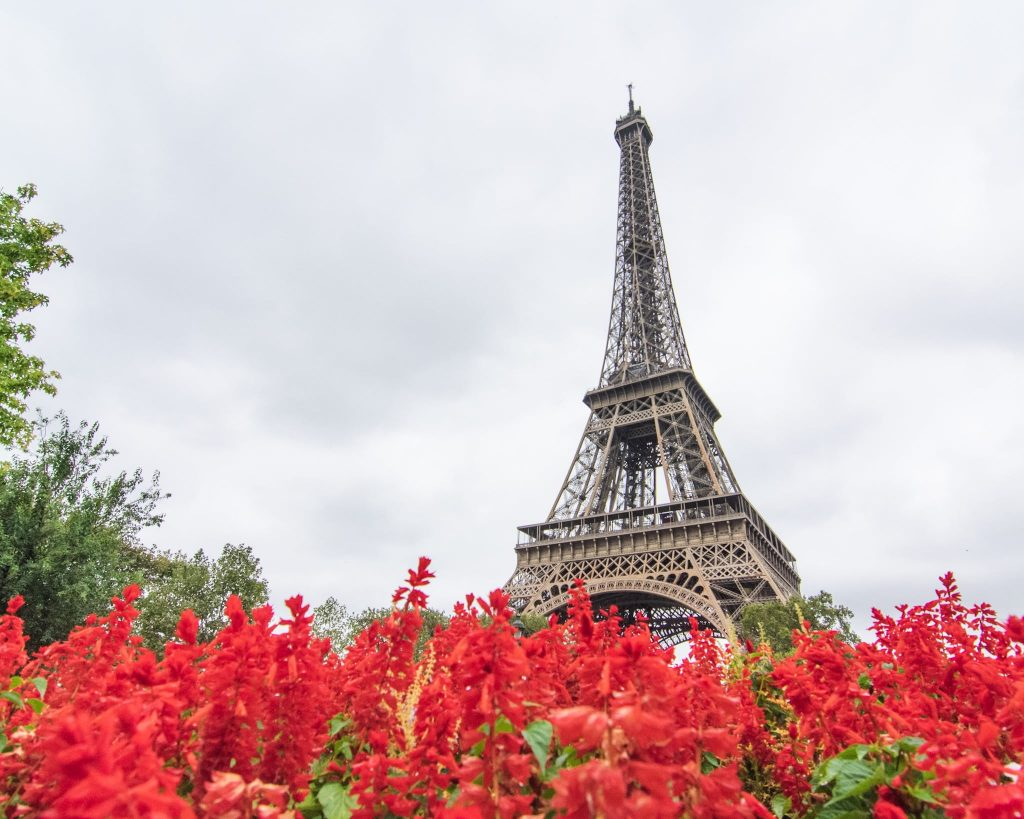 How to Make the Best of 48 Hours in Paris. Champ de Mars. Best Eiffel Tower photo spots. Where to picnic near the Eiffel Tower.
