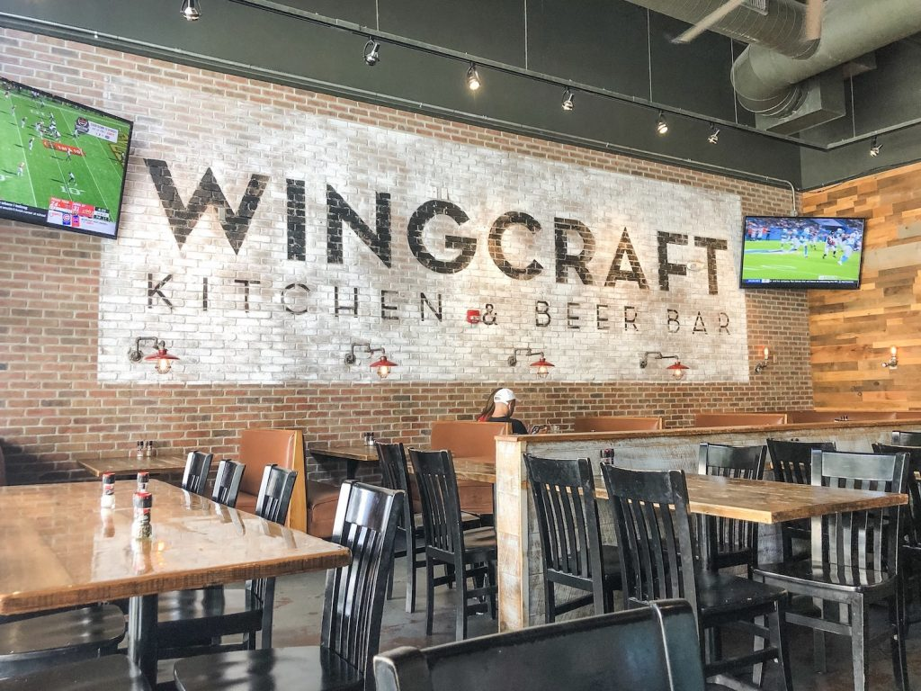 Things to do in Atlantic City in the Winter. Wingcraft Kitchen & Beer Bar. Where to eat in Atlantic City. Best bars in Atlantic City, NJ.