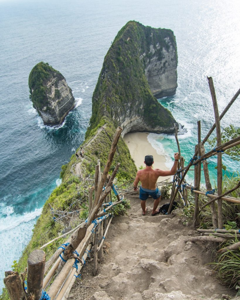 Top 12 Things to Do in Bali (Indonesia). Become a Foodie in Seminyak. Visit Nusa Penida. Where to surf in Bali. Best restaurants in Bali. What to do in Bali. Where to go in Bali. What to see in Bali. Broken Beach, Angels Billabong, Kelingking Beach