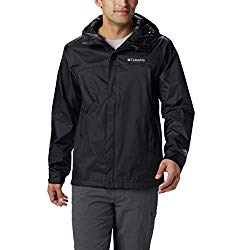 columbia rain jacket - what to pack checklist