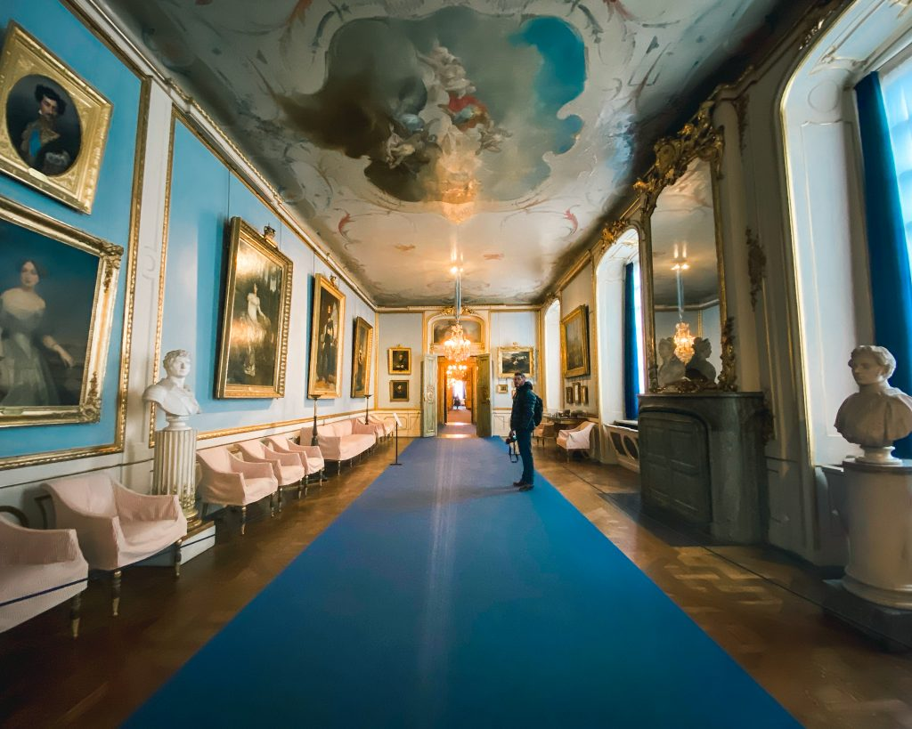 How to make the most out of two days in Stockholm. Visit the Royal Palace of Stockholm.