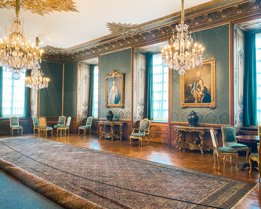 How to make the most out of two days in Stockholm. What to do in Stockholm. Visit the Royal Palace of Stockholm.