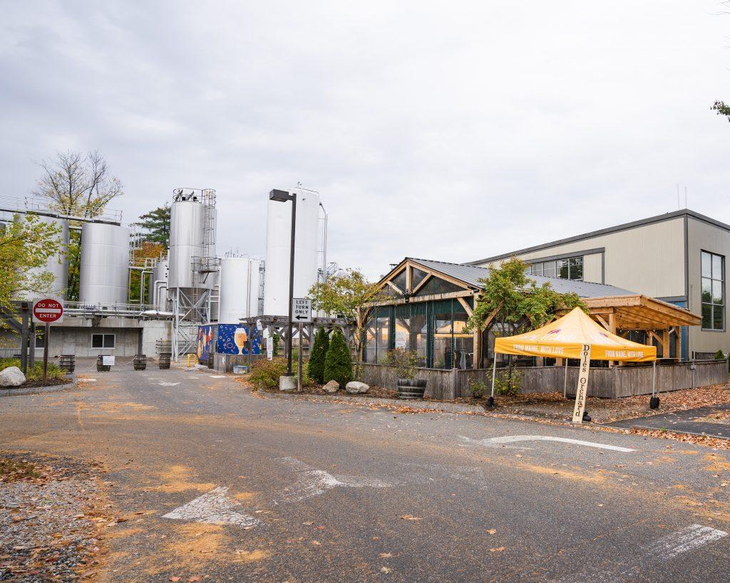 Allagash Brewery Portland, Maine